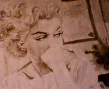 Rita Hayworth by missfayagirl71